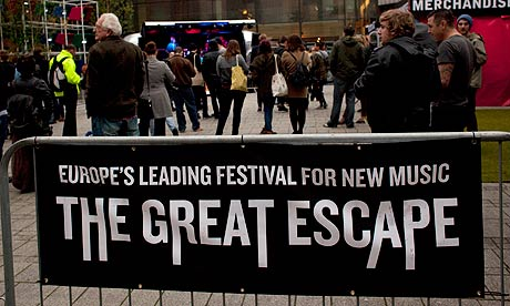 Twitter & The Great Escape Festival