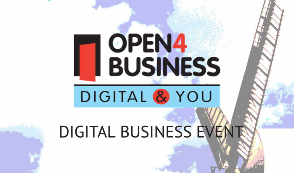 Open 4 Business 'Digital & You' Event: Social Media Speaker