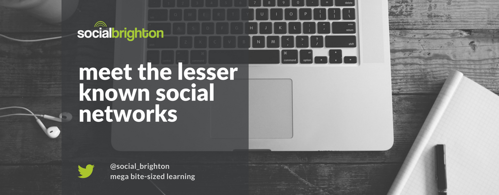 Meet the lesser known social networks