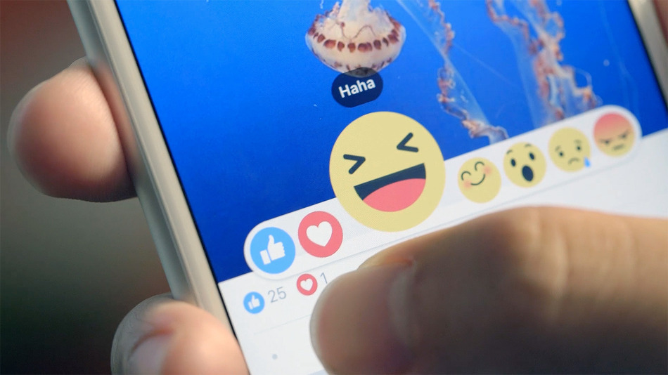 What's New In Social Media: facebook reactions worth more than likes