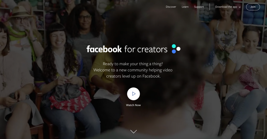Facebook trials new tools for Creators