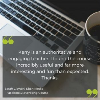 Social Brighton Testimonial - Kitch Media