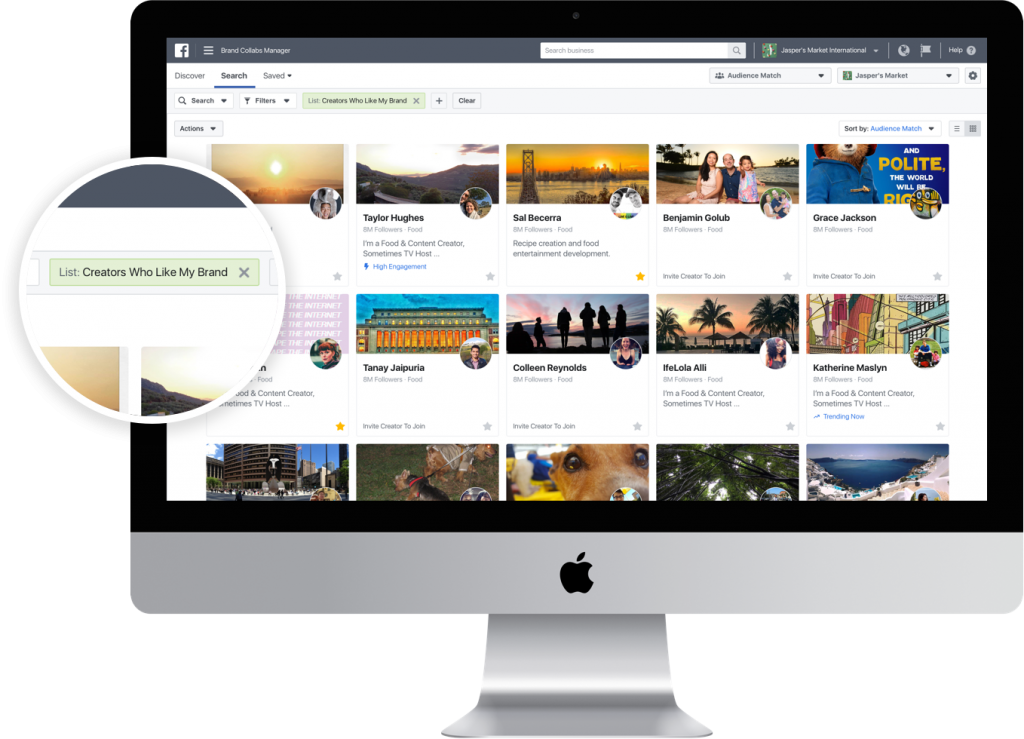 What's New in Social Media New Facebook tool for collaborations