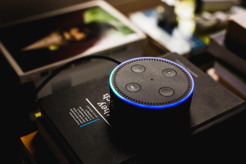 "Amazon Echo's ""Alexa"""