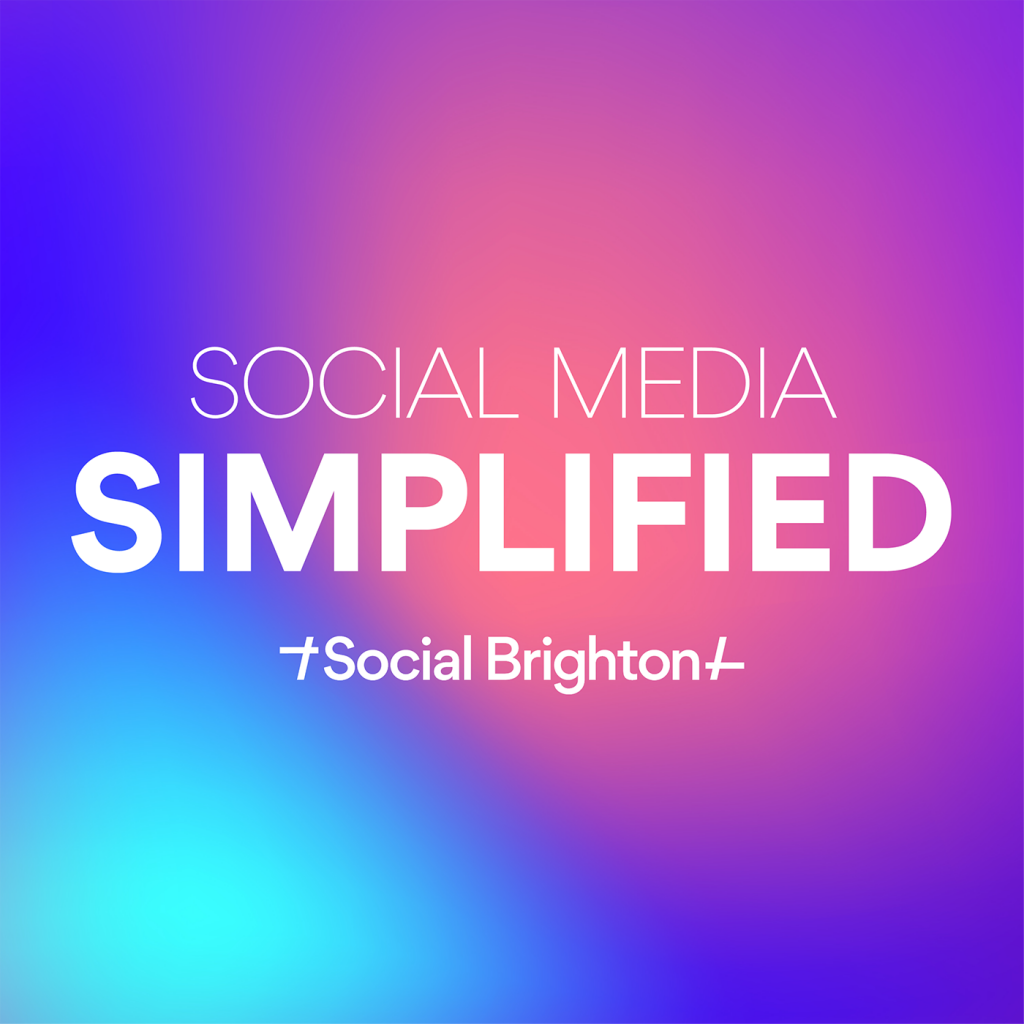 Podcast – Social Media Simplified Episode 1 &2