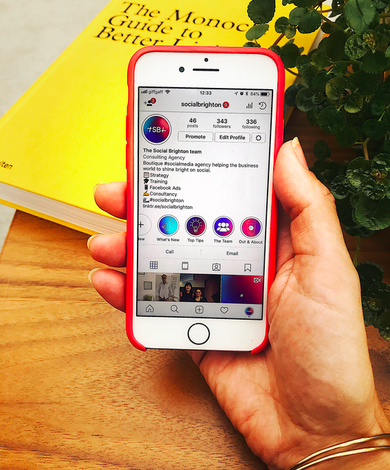 5 Ways To Grow Your Business Through Instagram