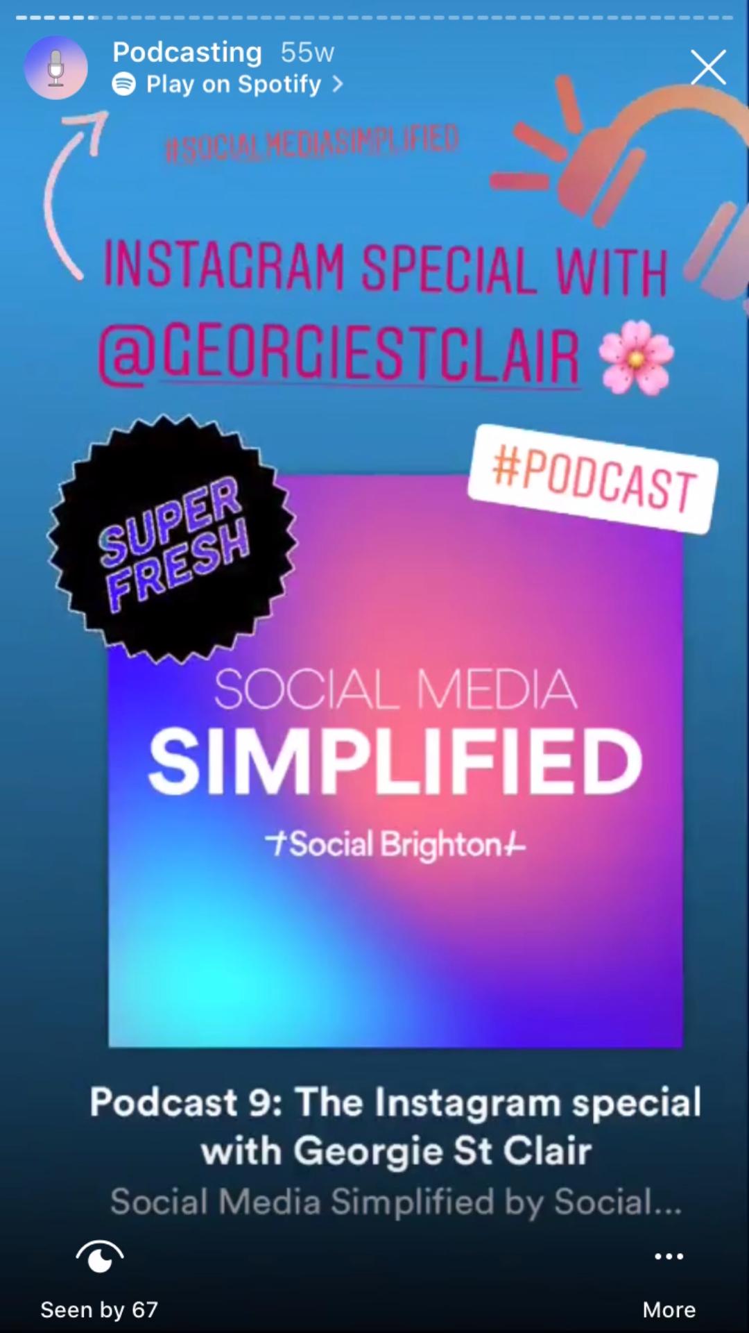 instagram strategy 2020