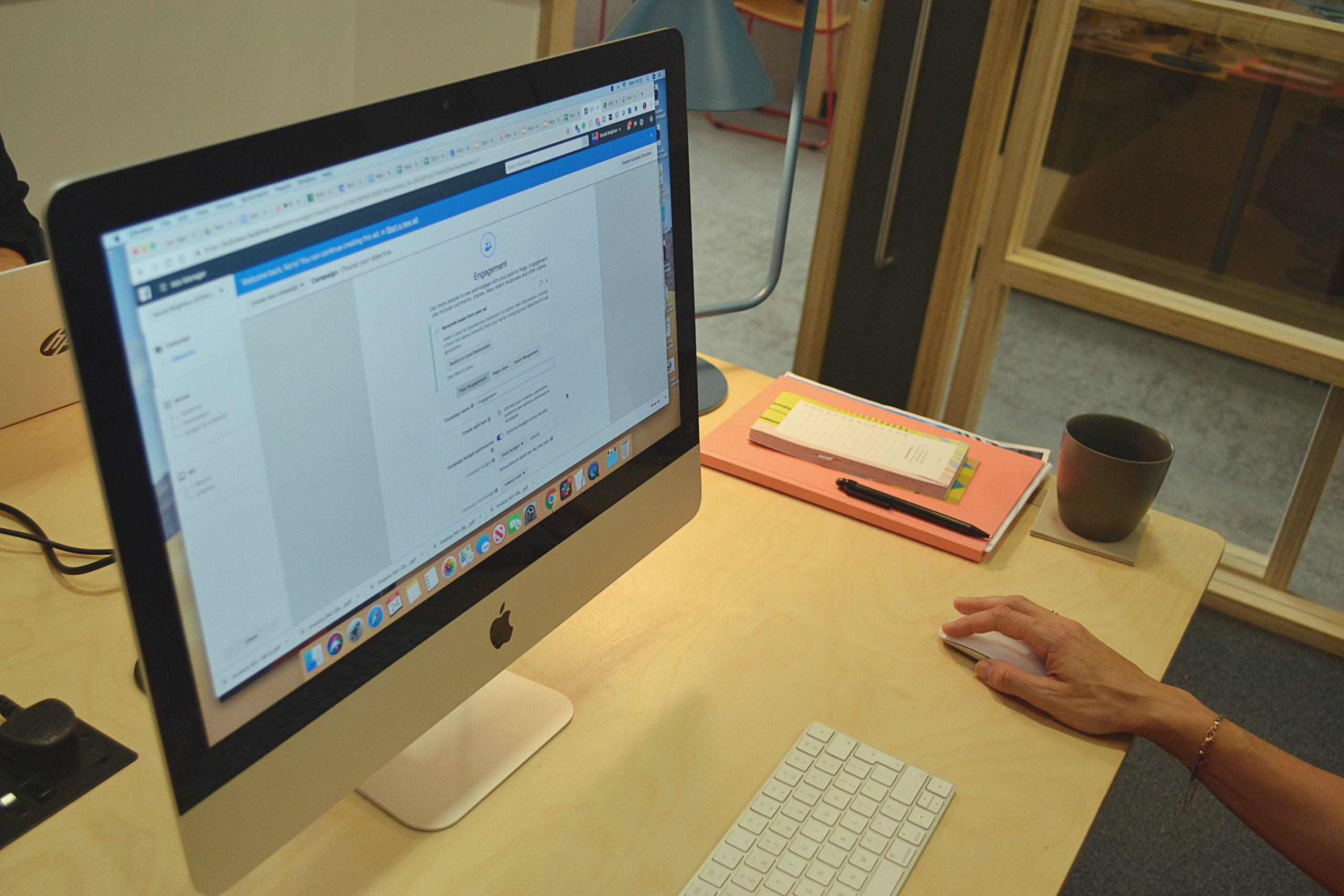 online social media training 2