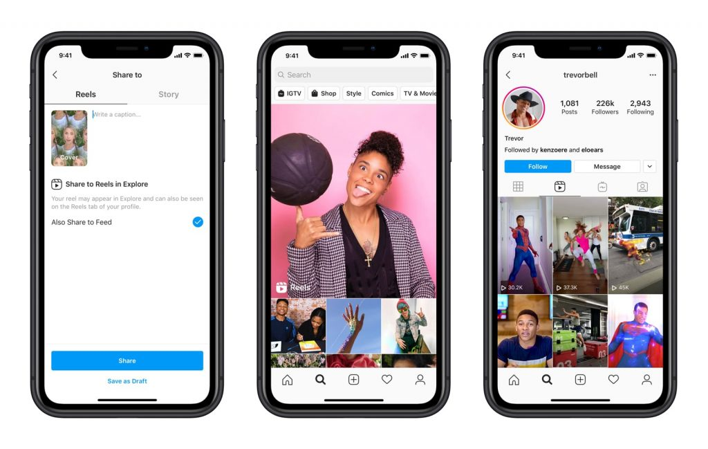 Instagram Reels Trends 2020